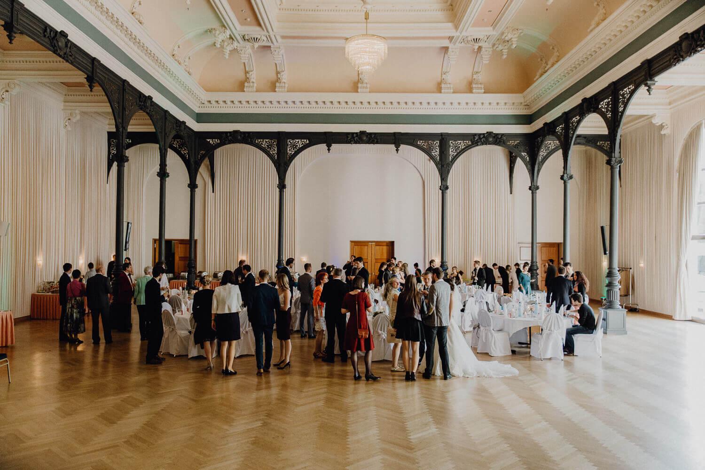 Hochzeitsfeier Dresden
