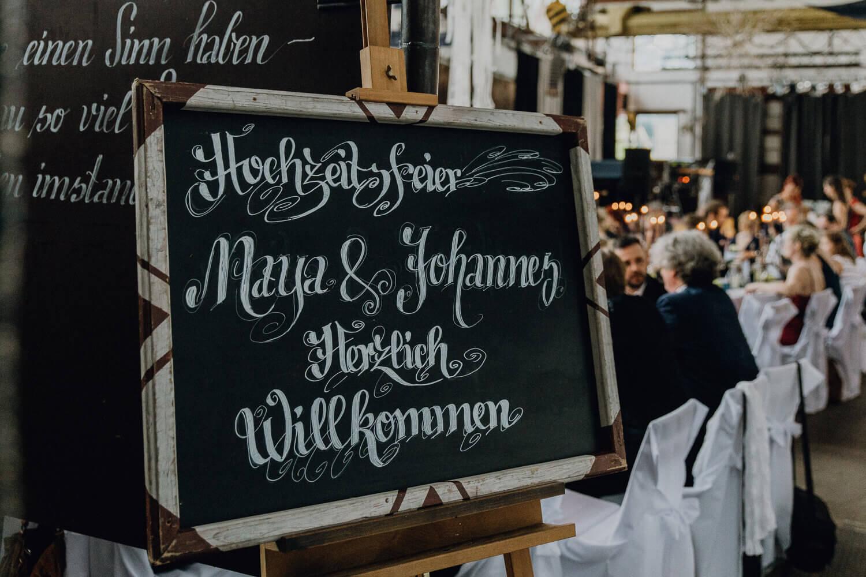 Altes Kranwerk Naunhof Hochzeitsfeier