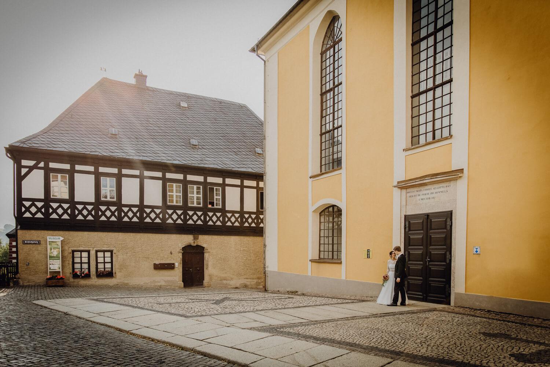 Hochzeitsfotos Wolkenstein Altstadt