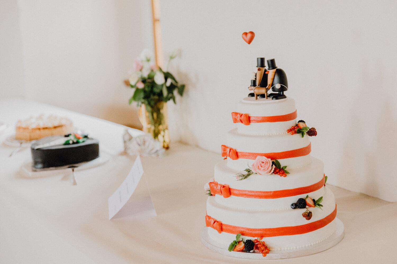 Hochzeitstorte Verpartnerung