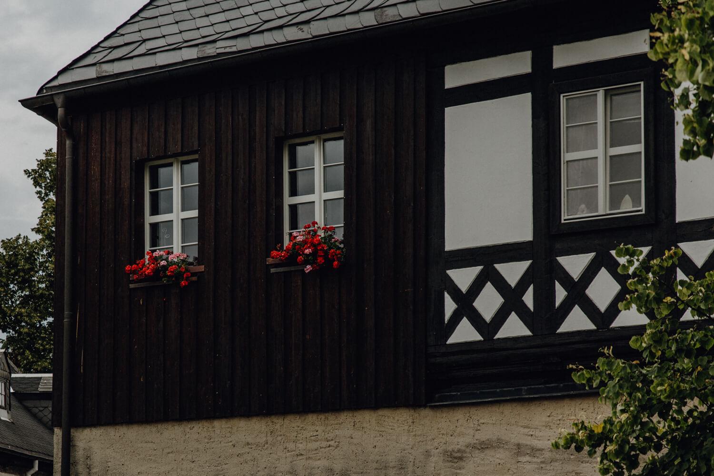 Fachwerkhaus Wolkenstein